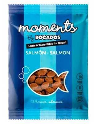 snacks de salmon